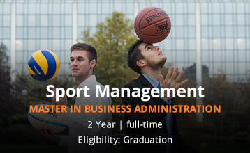 MBA in Sport Management