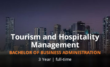 bba in tourism and hospitality management
