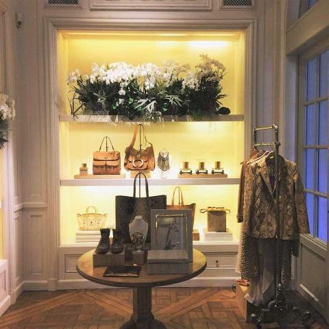 Ralph Lauren store visit