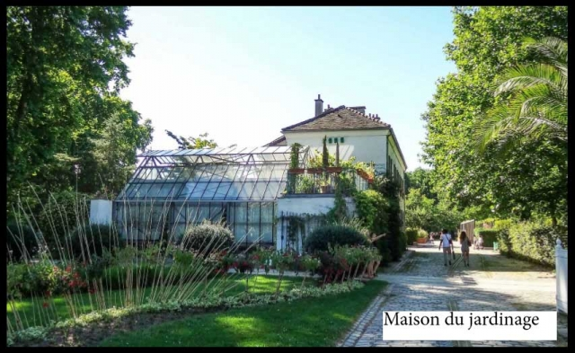 Visit to Maison du Jardinage