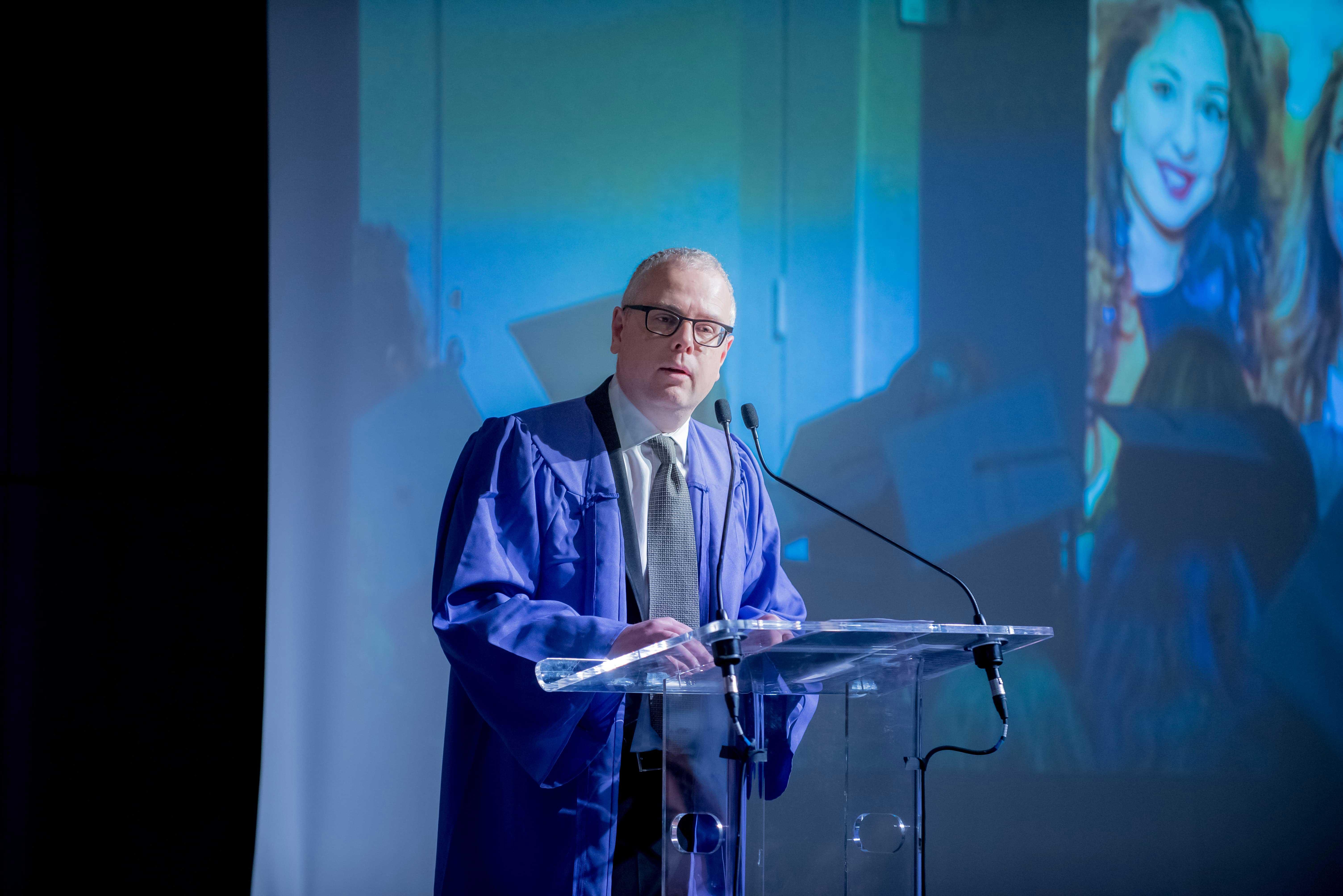 Dr. Alain Kruger