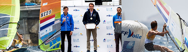 mba sport management student and windsurfing champion - Louis Giard, MBA Sports Management Student and Windsurfing Champion