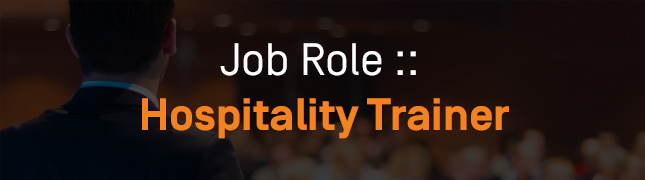 How to Become A Hospitality Trainer