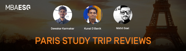 paris study trip reviews