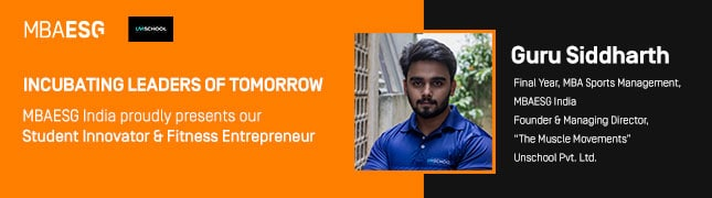 Incubating Leaders of Tomorrow: MBAESG India Entrepreneurial Series