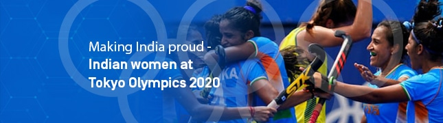 Making India proud – Indian women at Tokyo Olympics 2020