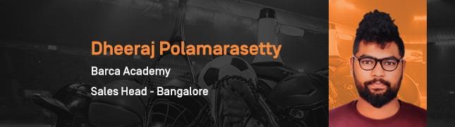 Dheeraj Polamarasetty