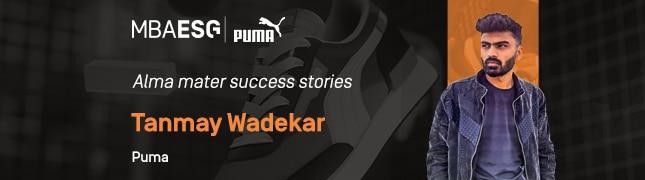 Congratulating Tanmay Wadekar