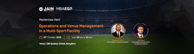 Operations and Venue Management in a Multi-Sport Facility